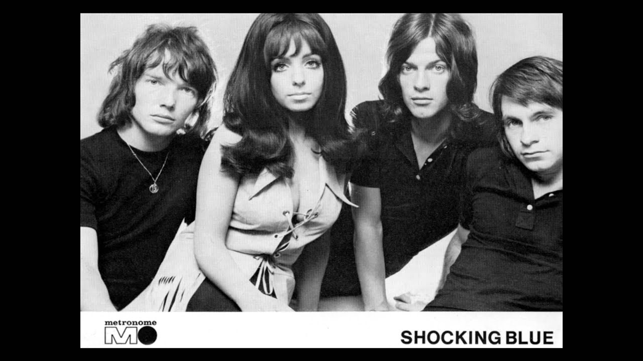 Shocking Blue - Out Of Sight, Out Of Mind / I Like You