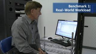 Pliant EFD Benchmark 1 - Real-World Workload