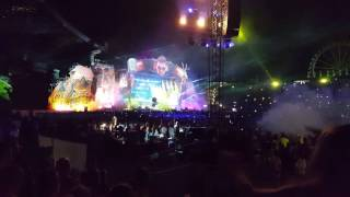 Andreas Gabalier - Hulapalu Live Olympia Stadion München 30.06.2016