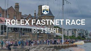 Rolex Fastnet Race 2019 | IRC 3 Start