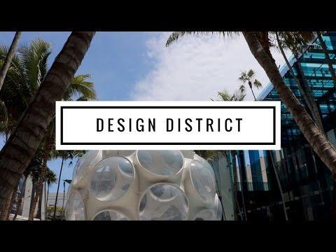 MIAMI DESIGN DISTRICT: Moda, arte e luxo.