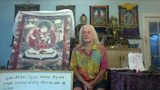 02-25-21 Chenrezig with 12 Bodhisatvas