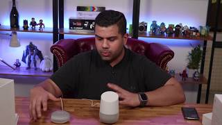 Google Home and Google Home Mini India Unboxing