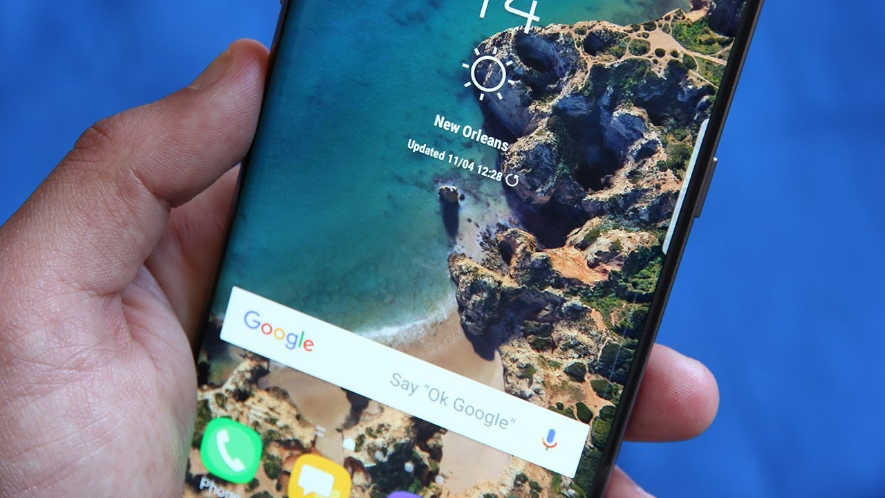 [How- To] get Pixel 2 Live Wallpaper — on Any Android Phone