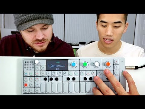 Rob Scallon vs. the OP-1