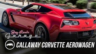 2016 Callaway Corvette Aerowagen - Jay Leno's Garage thumbnail