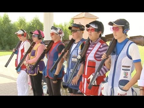 Finals Trap Women - ISSF Shotgun World Cup Final 2011, Al Ain (UAE)