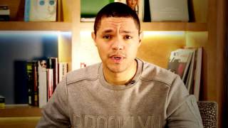 Trevor Noah introduces BORN A CRIME
