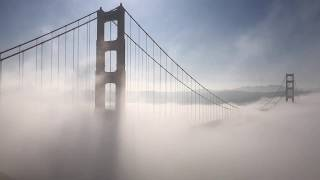Time-Lapse of San Francisco Fog