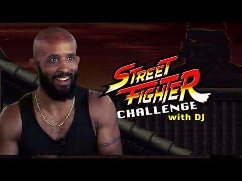 Demetrious Johnson's Street Fighter Challenge | ONE Feature