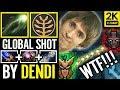 Dendi Sky Global Shot Non Stop Spaming So Easy Game with Magic Hero Dota 2