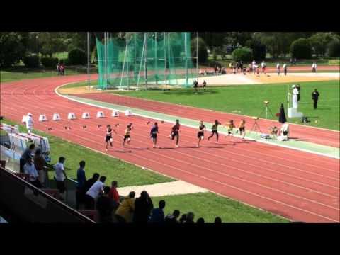 Finale 60m U16M Championnats Genevois