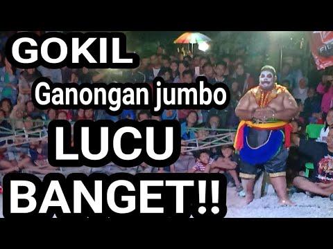 Gokil Ganongan Jumbo LUCU BANGET!! Singo Budoyo Jaranan