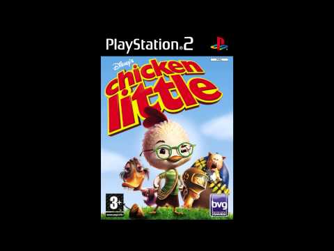 Chicken Little Game Soundtrack - Carpool Craze