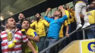 Fenerbahçe - Ankaragücü maçı'nda GECEKONDU