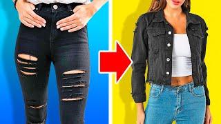 26 BUDGET CLOTHING LIFE HACKS