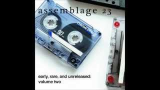 Assemblage 23 - Alone (lyrics)