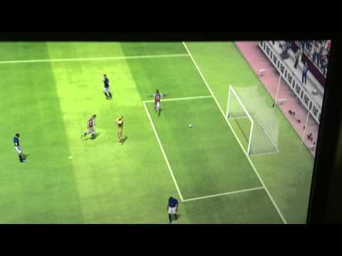 FIFA 15-BENT IS FLYING!?