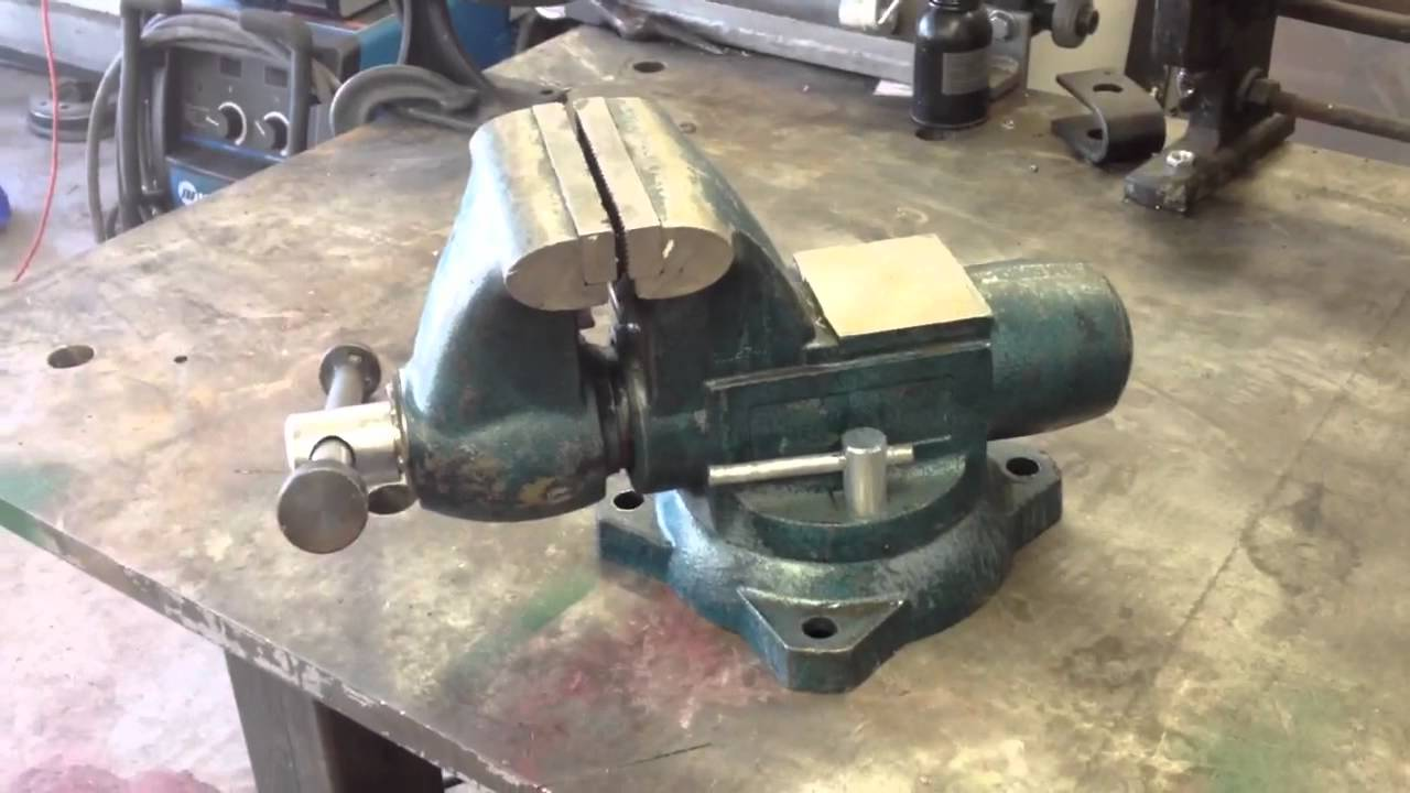 Wilton Tools Bench Vice Trash Find Youtube