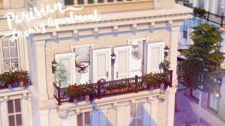 Download lagu Luxury Parisian Apartment The Sims 4 Speed Build CC Free Download Links MP3