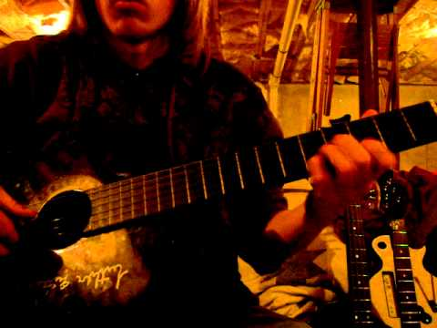 Patrick Evans - Acoustic Guitar - To Fill and Wander