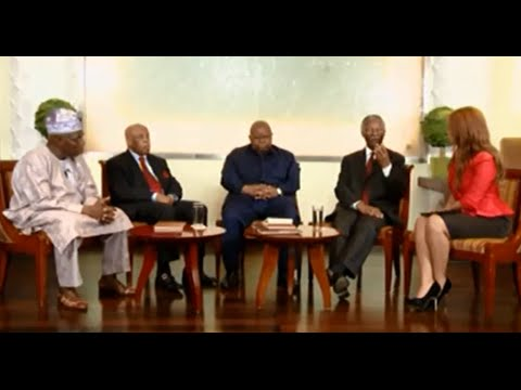 Meet the Leader: Special Edition of the African Leadership Forum 2014