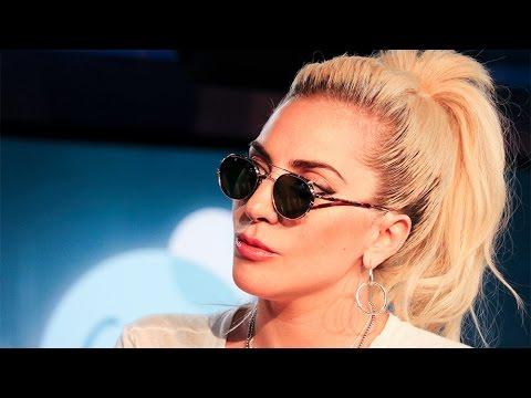 Lady Gaga Talks 'Perfect Illusion'