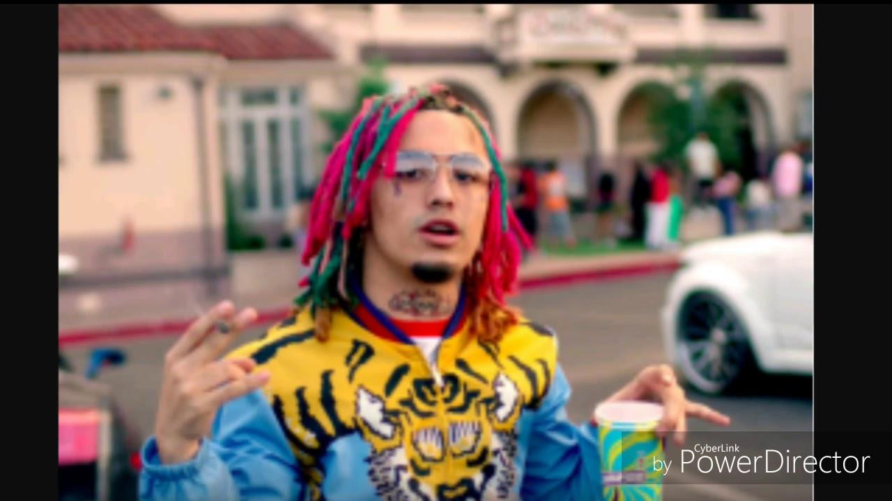 7e7ab6ee59 LIL PUMP-Gucci gang backwards - YouTube