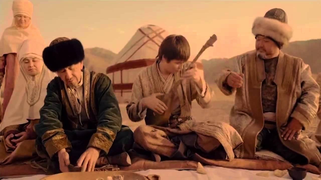 Ak Dilek - Kazak Halk Müziği