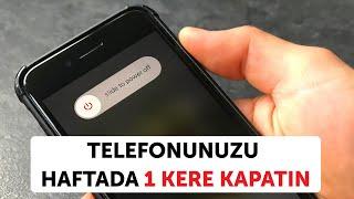 Telefonunuzu Daha uzun Kullanmanızı Sağlayacak 20 İpucu