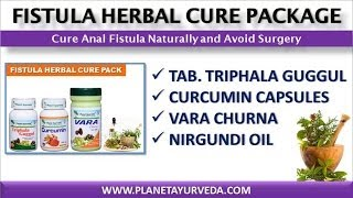 Cure Anal Fistula Naturally and Avoid Surgery