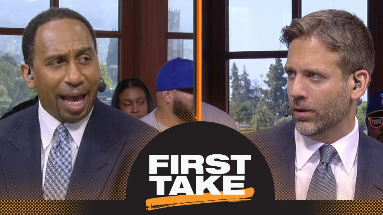 first take makes cavaliers vs. warriors nba finals game 2