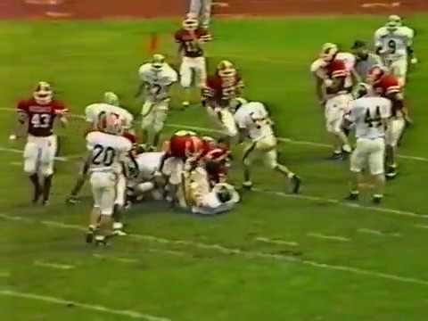 Fitchburg State Football 1997 Highlights Part 2