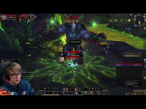 PIERWSZE POSZLAKI CLASSIC WOW - World of Warcraft: Legion