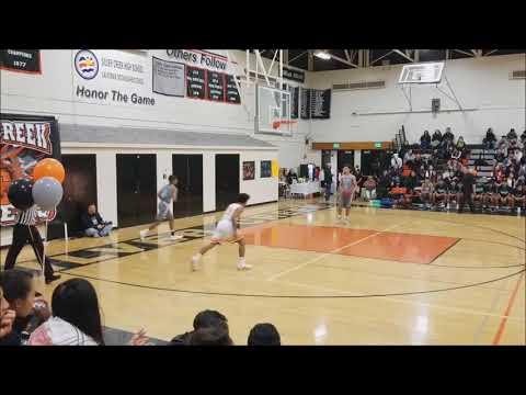 Evhs vs silvercreek 12-22-2017 basketball 1