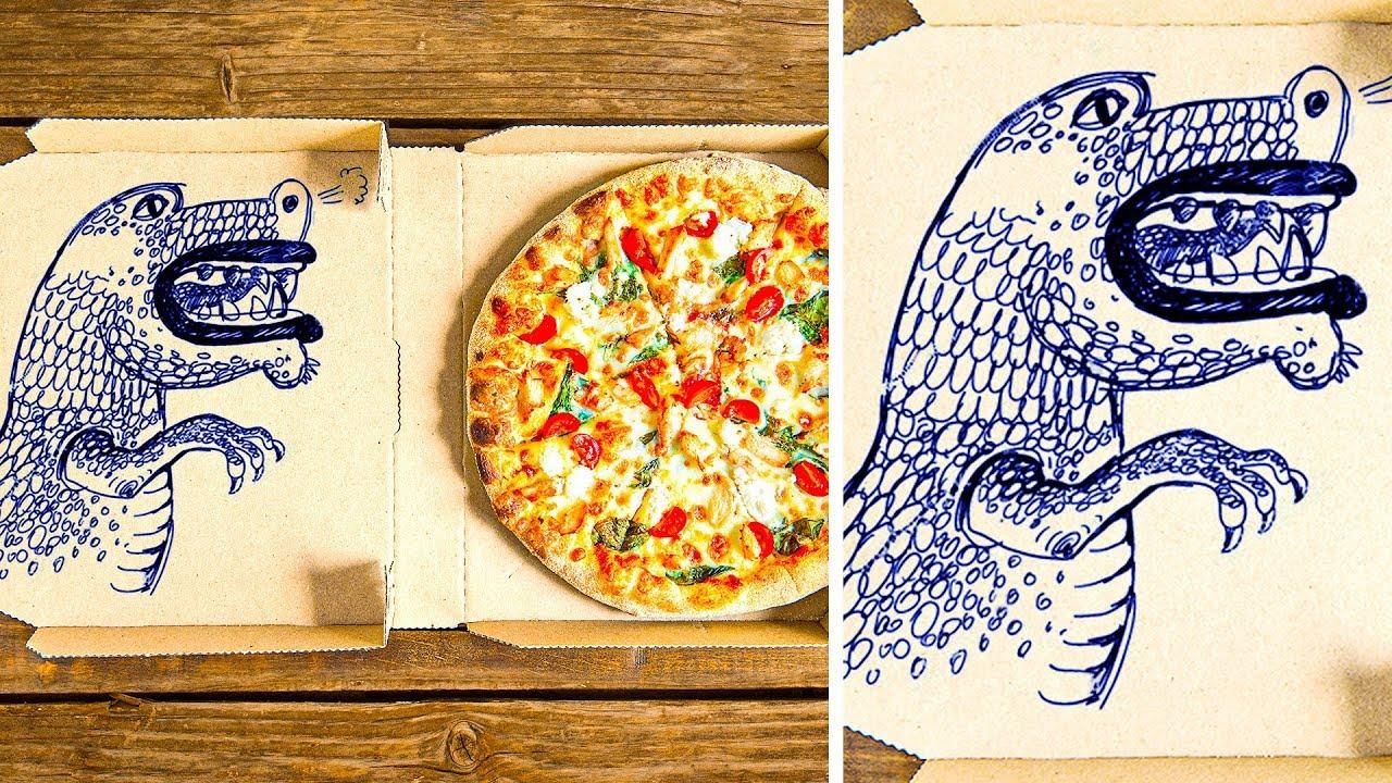 أكثر من 20 سراً لن يخبرك بهم عامل توصيل البيتزا