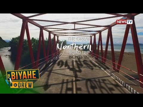 Biyahe ni Drew: The Great Northern Road Trip (Full episode)