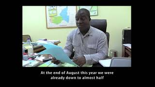 VOX Burkina Faso: Chief medical officer on disease prevention