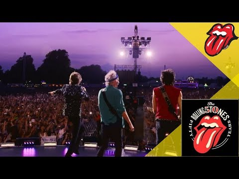The Rolling Stones - Miss You - Sweet Summer Sun - Hyde Park