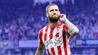 Lars Veldwijk | All Goals For Sparta Rotterdam | 2018-20