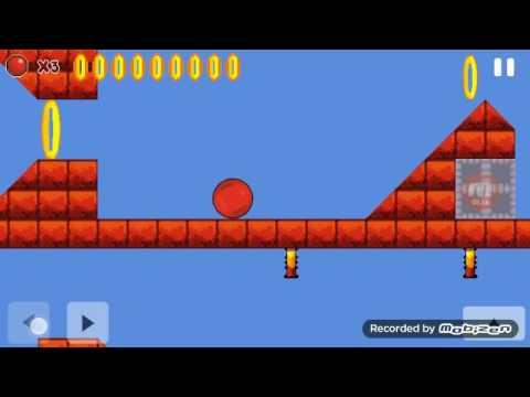 Bounce Original 'Mobi Labs' Level 3 Walkthrough |