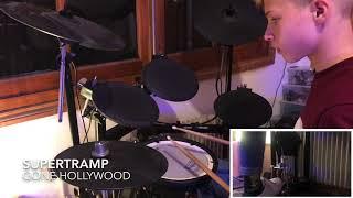 Supertramp - Gone Hollywood (Drum Cover)