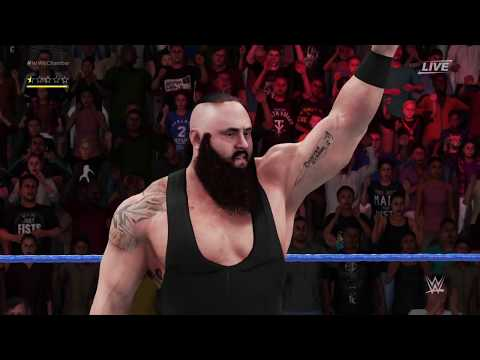 WWE 2K18 Strowman vs. Ellsworth