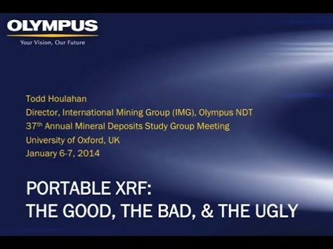 Portable XRF: The Good, The Bad & The Ugly