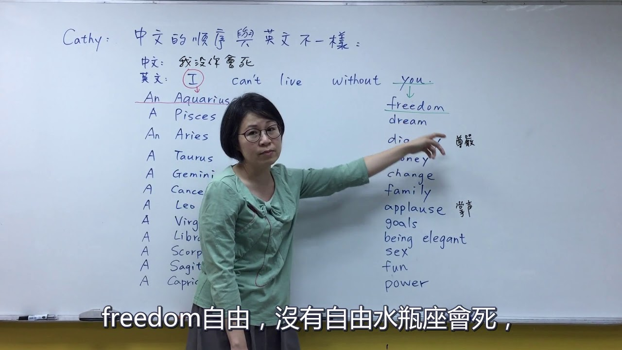「Cathy讓你學英文笑CC </p>  </div><!-- .entry-content -->   </article><!-- #post-23105 -->  <nav class=