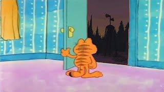 Garfield Answers The D๐or To Random Strangers Part 1 | Siren Head | Purple Guy | Gorefield