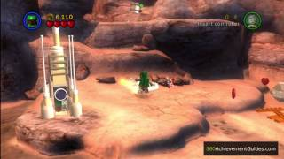 LEGO Star Wars: TCS - Minikit Guide - Episode IV: Through The Jundland Wastes