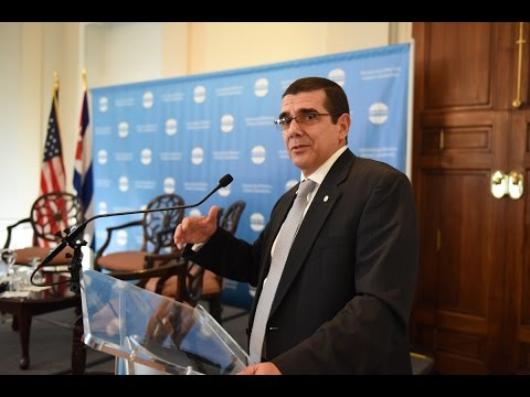 Cultural Diplomacy Forum on Cuba | Part 1: Opening Remarks