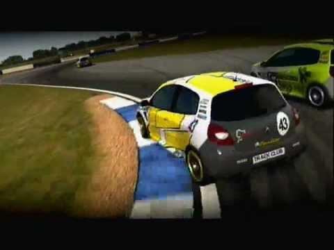 Forza Motorsport Clio World Cup round 1
