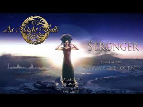 As Night Falls - Stronger [Official HD]